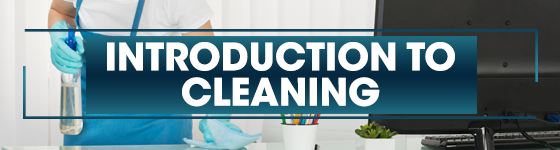 Intro to Cleaning